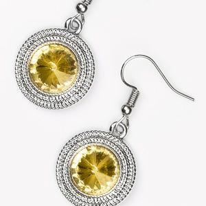 💍 5 for $25 sale! 💍 Yellow Earrings